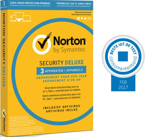 Norton-security-deluxe 3 apparaten
