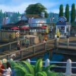 Sims 4 Bridleton bay foto