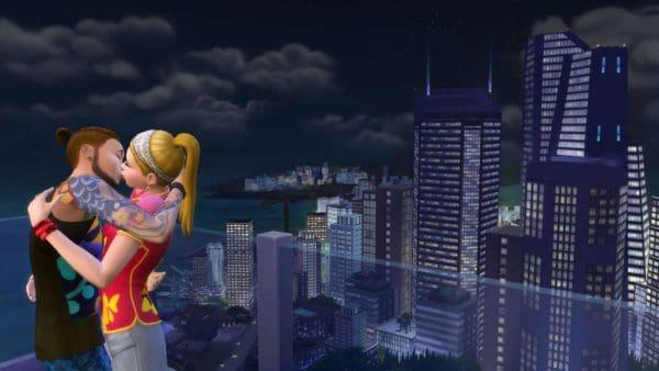 Sims 4 stedelijk leven plaatje 3