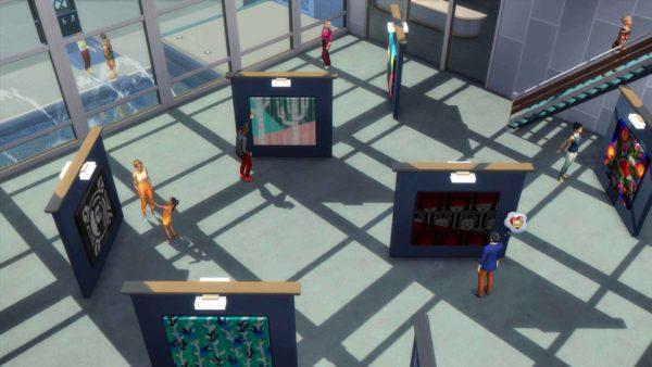 Sims 4 stedelijk leven plaatje 7