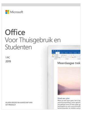 Office 2019 voor thuisgebruik en studenten - windows