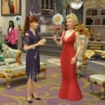 Sims 4 word beroemd act famous