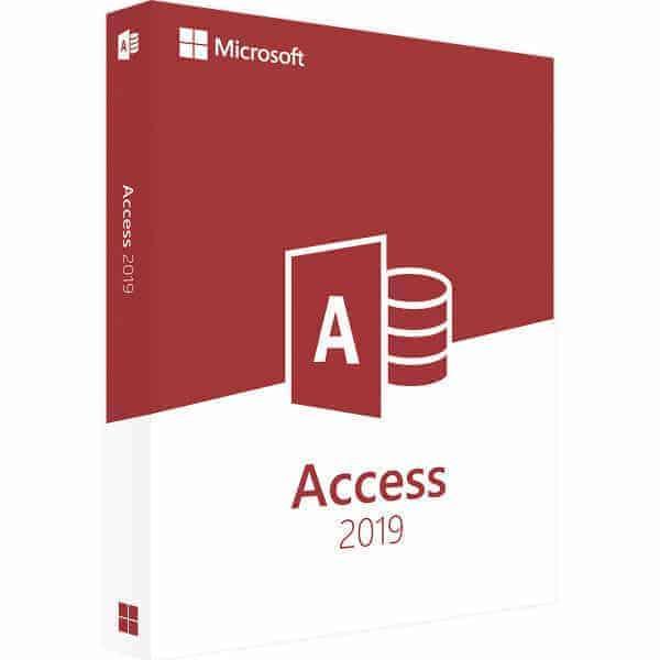 Access 2019 product box