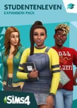 Cover Sims 4 studentenleven